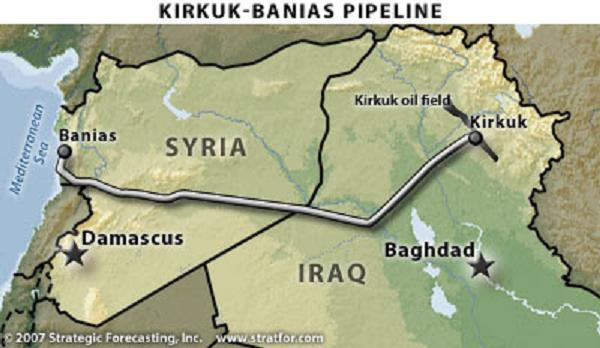 Файл:Iraq-Syria pipeline ports in Europe.jpg