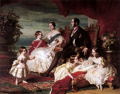 Файл:390px-Queen Victoria, Prince Albert, and children by Franz Xaver Winterhalter.jpg