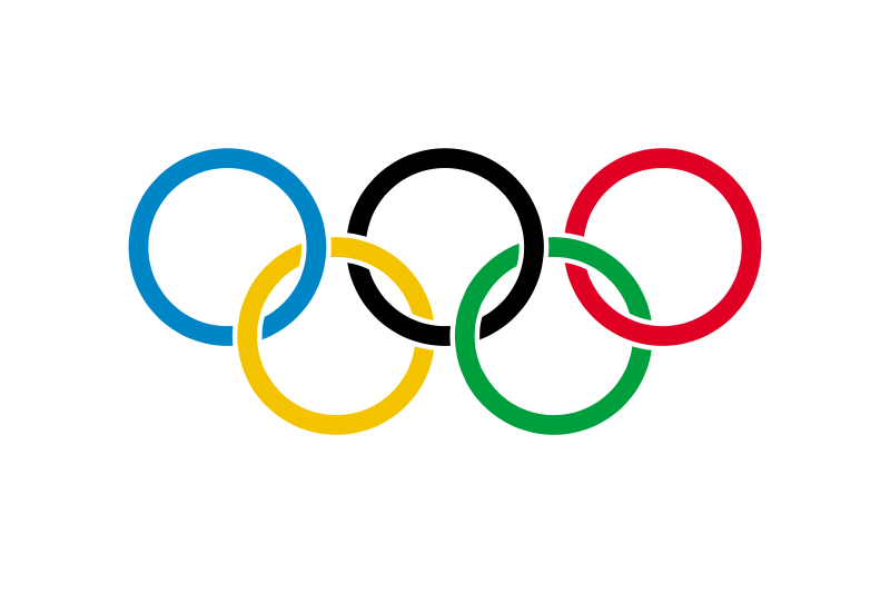 Файл:Olympic flag transparent.png