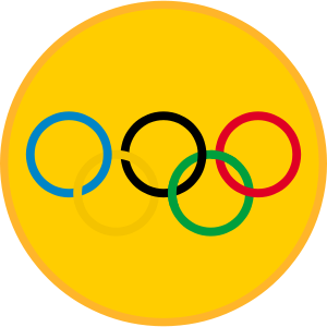 Файл:Gold medal olympic.png