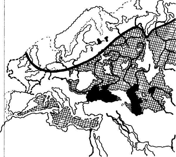 Файл:Ice Age of Europe 14600 years ago.png