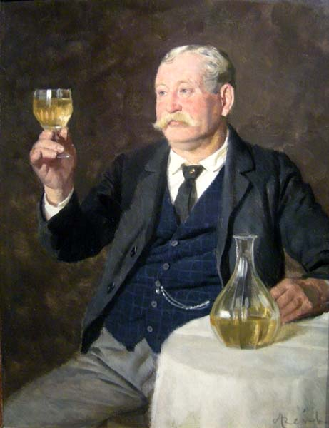 Файл:Adolf Reich - Relaxation by the wine glass.jpg