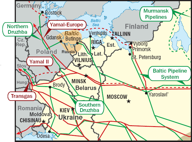 Файл:Pipelines in Eastern Europe.png