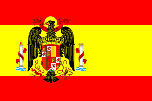 Файл:Flag of the Spain Under Franco.png