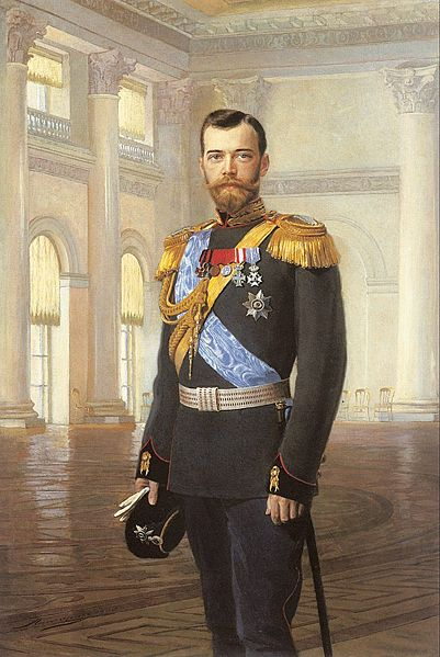 Файл:Nicholas II of Russia painted by Earnest Lipgart.jpg
