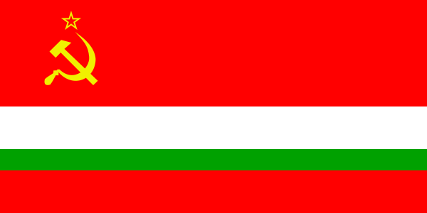 Файл:Flag of Tajik SSR.png