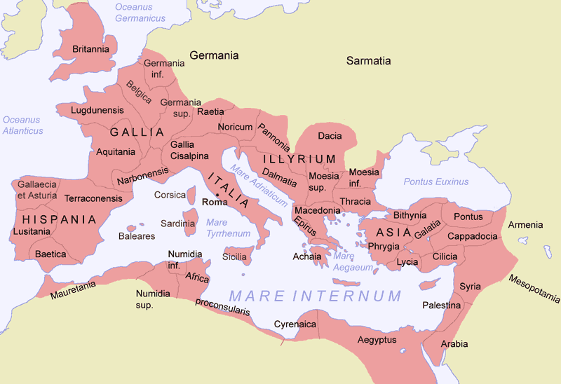 Файл:Roman Empire Map.png