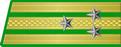 Погон полковника пограничных войск