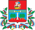 Coat of Arms of Krasnogorsk (Moscow oblast) (1992).png