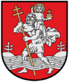 Coat of arms of Vilnius (Lithuania).png