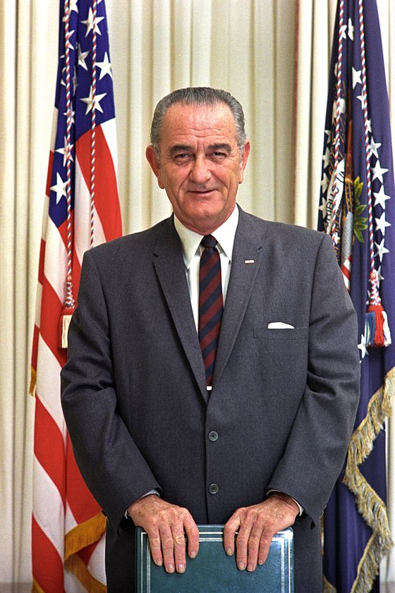 a history of the great society social program by president lyndon johnson in the united states He was responsible for designing the great society united states president lyndon b johnson president lyndon b johnson signs the social.