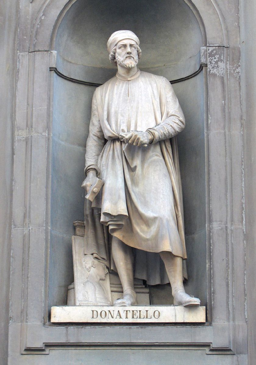 donatello prolific sculptor essay And donatello 1008 palabras cramcom, sculpture and donatello essay donatello (1386 1466) was a master of sculpture in bronze and marble and was considered.