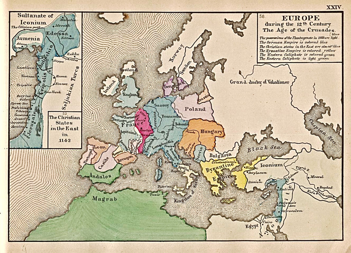 europe in the late middle ages essay The role of the crusades in the cultural awakening of the late middle ages essay sample.