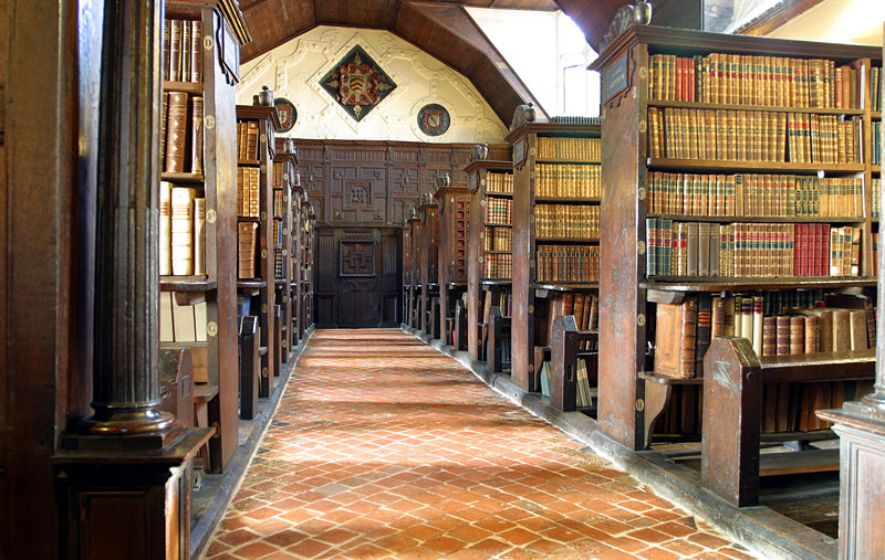 Файл:Merton College library hall.jpg